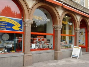 Bristol Music Shop