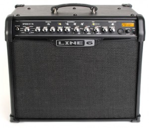 Line 6 Spider IV Guitar Amplifiers