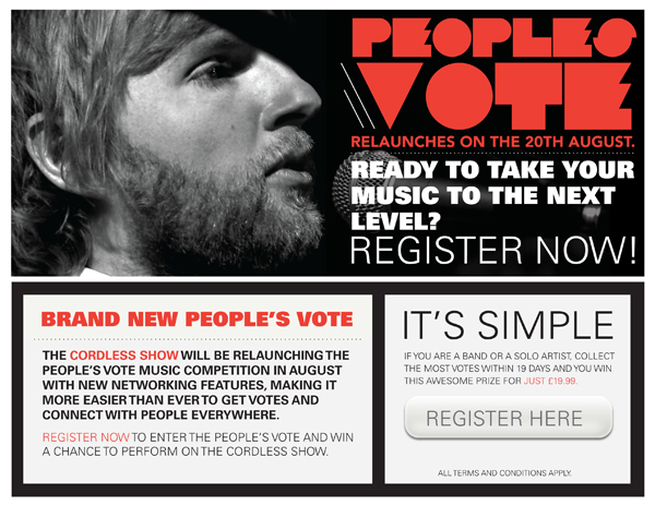 The Peoples Vote
